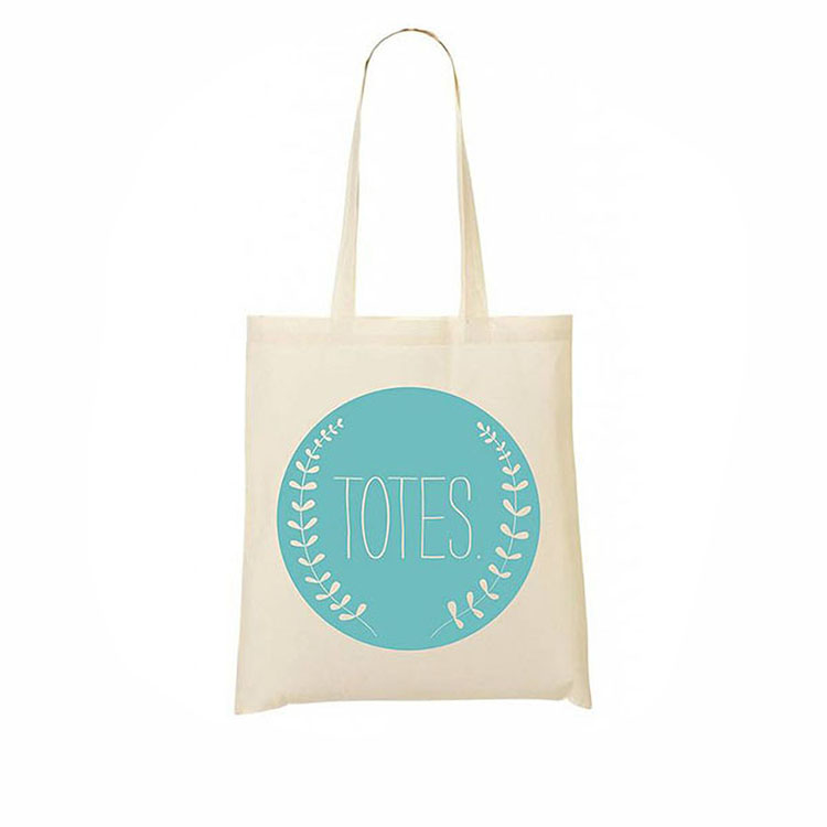 Eco Friendly Custom Tote Bag Cotton Canvas, Cotton Fabric Canvas Shopping Canvas Tote Bag