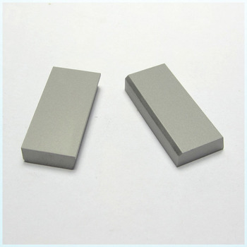 A160 high quality hard metall turning tool carbide brazed tips