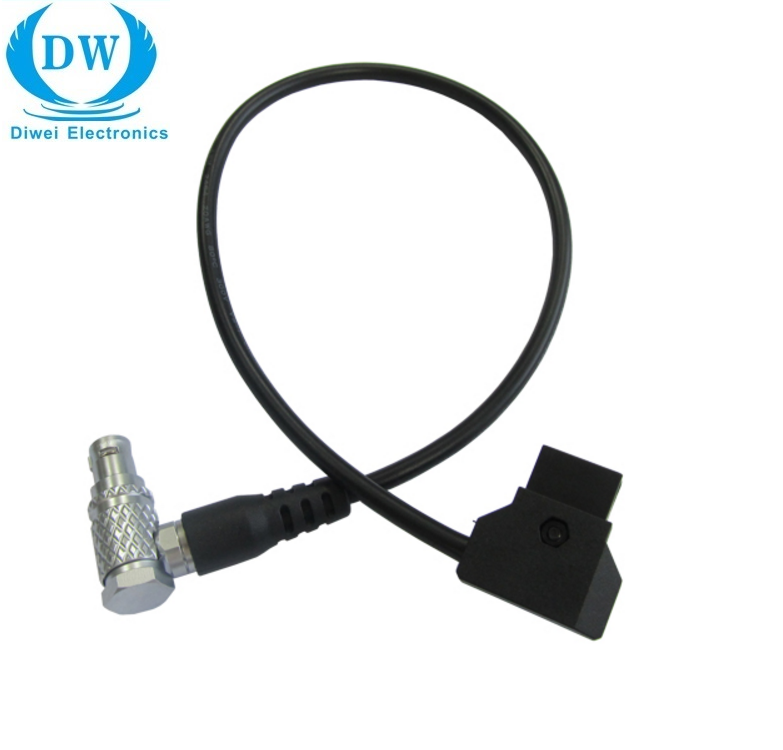 Ul Certified Lemos Connector Cable Assembly For High Quality Straight Plug <strong>D</strong>-tap connector cable lemos 4pin <strong>d</strong> tap
