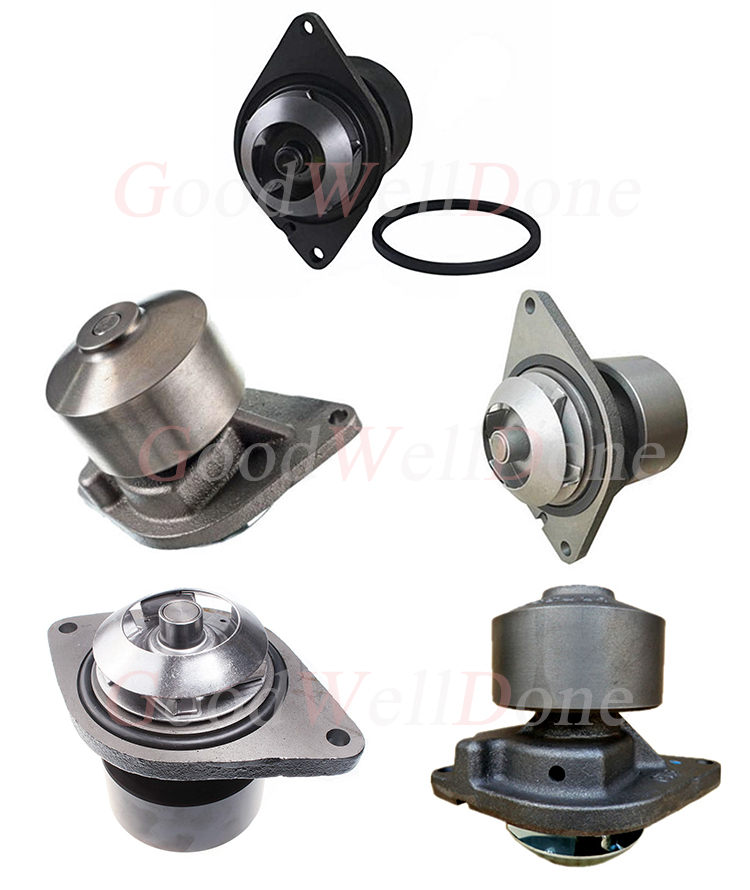 Chinese Manufacturer PC200-6 6BT 3389145 Water Pump
