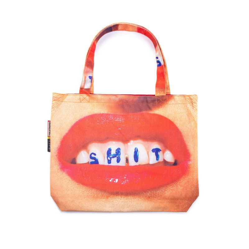 Cotton Canvas Fashion Tote Shopping Bag With Custom Print Logo
