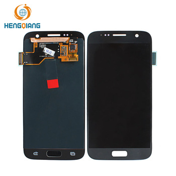 Hot Selling For Samsung Galaxy s7 sm-g930f LCD Display Touch Screen Digitizer Black