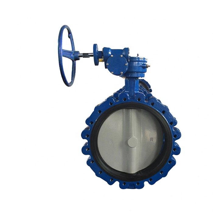 EPDM Rubber Seat Lug Type Butterfly Valve
