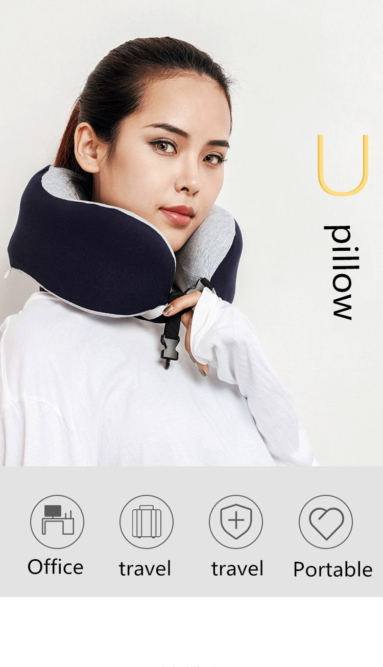in stock  Memory  travel U - Pillow Travel Car Airplane Support Pillow / Travel U Shape Pillow  /   Neck Pillow /