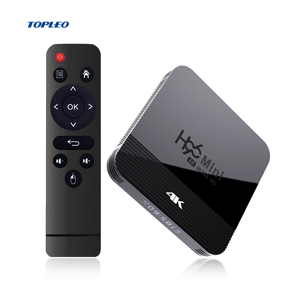 2019 New Arrive Set top box H96 <strong>MINI</strong> H8 RK3228A Android 9.0 2G 16G cheapest High cost performance 4K OTT Box
