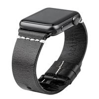MAIKES Compatible Apple Watch Band 38mm 40mm 42mm 44mm Oil Wax Leather iWatch Band/Strap Compatible Apple Watch Series 5 4 3 2 1