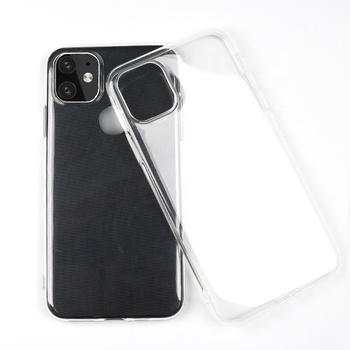Shock Proof Flexible Transparent Clear TPU Phone Case For iPhone 11/11 PRO