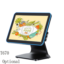 15.6&quot; stylish POS machine POS <strong>system</strong> terminal epos <strong>system</strong> for retail hospitality restaurant point of sale
