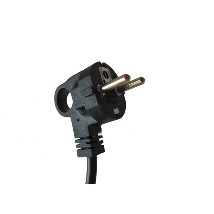 Foshan Factory Offer Usa 2 Multiple Pin Black Pc Laptop <strong>Power</strong> Extension Cord With Kettle <strong>Plug</strong>