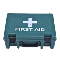 First aid kit for workplace universal vehicle emergency waterers first aid kit for hike first aid kit empty with lock or unlock