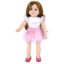 With princess dress and shoes and package all american girl doll for sale <strong>model</strong> 18 inch
