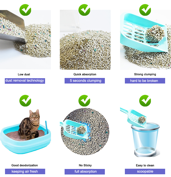 high-quality ingredients smelling fresh and clean without chemical additives goods for cats