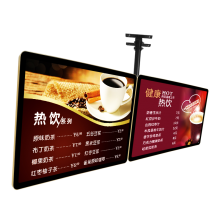 2021 new style Best Selling Quality round cinematic snap frame <strong>led</strong> <strong>light</strong> <strong>box</strong> 24/36 menu board