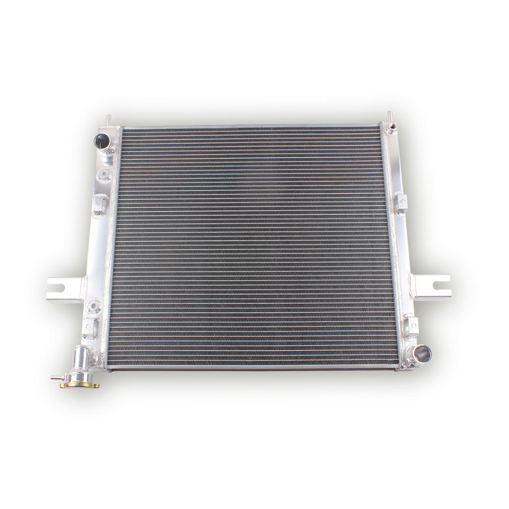 LUXERAD 2 Rows Aluminum Radiator for JEE*P GRAND CHEROKEE WJ/WG 4.7L V8 1999-2000 99 <strong>00</strong> AT