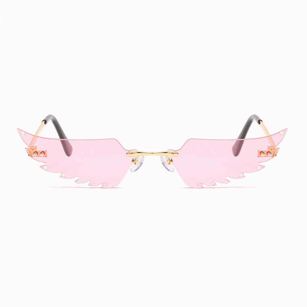 Sell like hot cakes  fashion sunglasses for wing shape market   2020