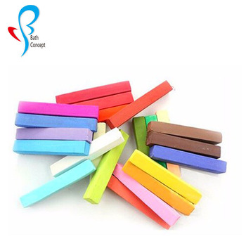 OEM Eco-friendly mineral hair chalk pen hair chalk