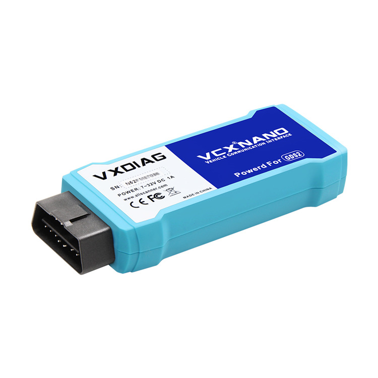 VXDIAG VCX NANO OBD2 Diagnostic <strong>interface</strong> for GM for OPEL GDS2 Diagnostic Tool with WIFI function support SAE <strong>J2534</strong>