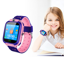Hot sell S9 Waterproof <strong>Smart</strong> <strong>Watch</strong> Kids GPS Locator Tracker Reloj inteligente para los ninios Dial Call Children <strong>Watch</strong>