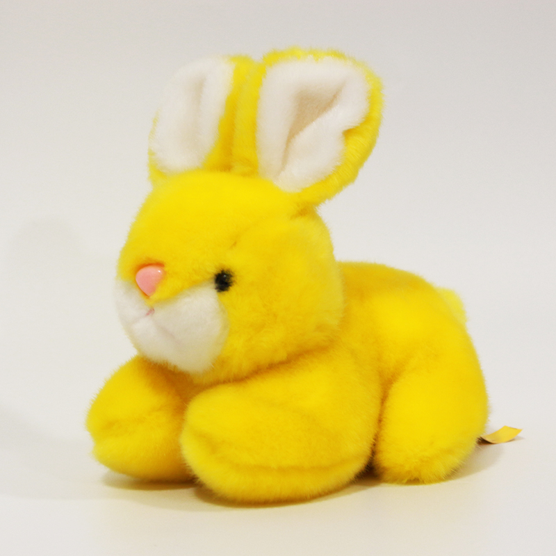 High quality lovely colorful plush toy cute <strong>rabbit</strong> for kids toy