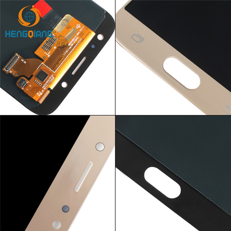 Shenzhen supplier phone best price lcd for Samsung Galaxy J730 J8 display screen replacement