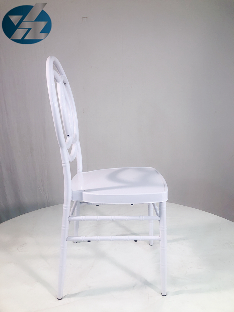 Polycarbonate transparent chiavari chair for event