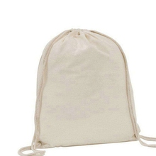 wholesale custom white cotton fabric canvas muslin drawstring shoe <strong>bag</strong>, small organic cotton drawstring <strong>bag</strong>