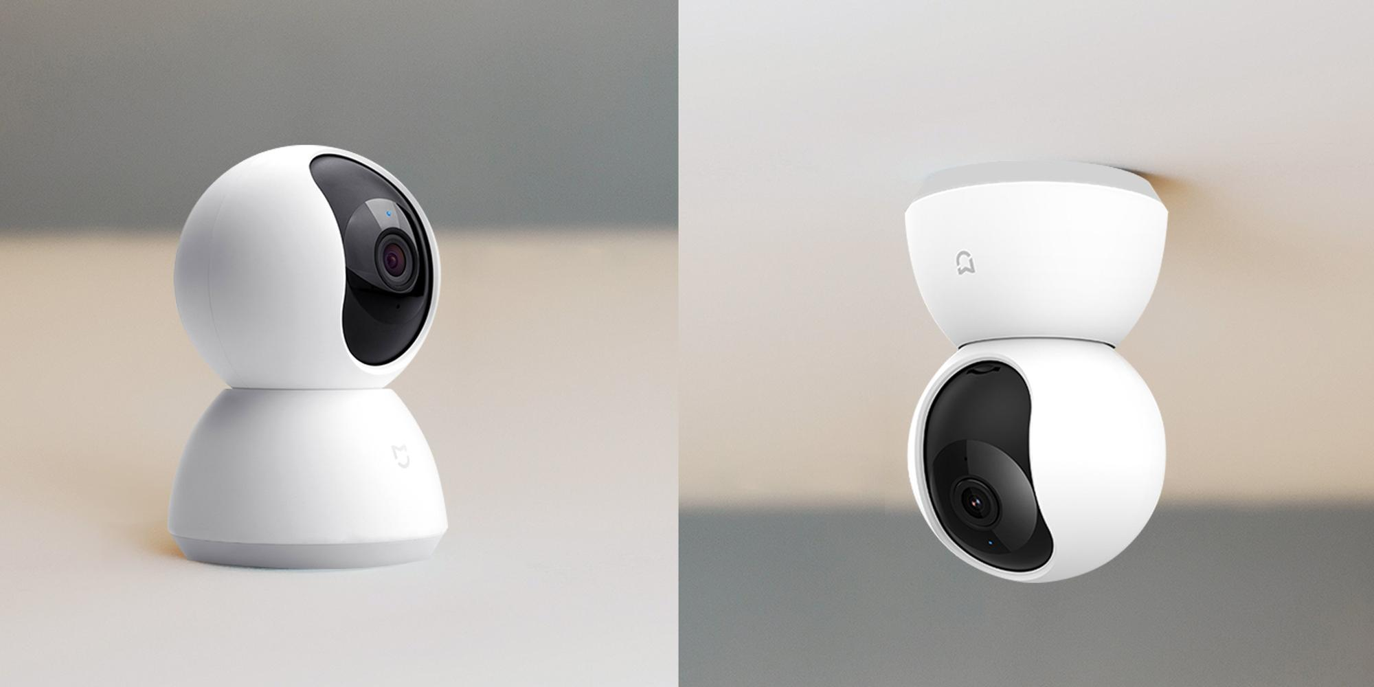 360 degree  viewing angle Infrared night vision  Camera Wireless CCTV Security  Xiaomi Security Camera