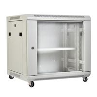 High Quality Data Center Wall Mount PC Cabinet 12U 600x600 90kg