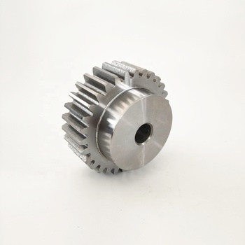 spur gear with hub