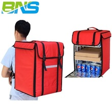 OEM logo drink rider big fast thermos lunch courier cooler waterproof hot pizza insulated thermal <strong>bag</strong> food delivery backpack