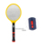 Nontoxic rechargeable electric  mosquito swatter with torch durable bug zapper Bug Mosquito Insect Wasp Zapper Killer