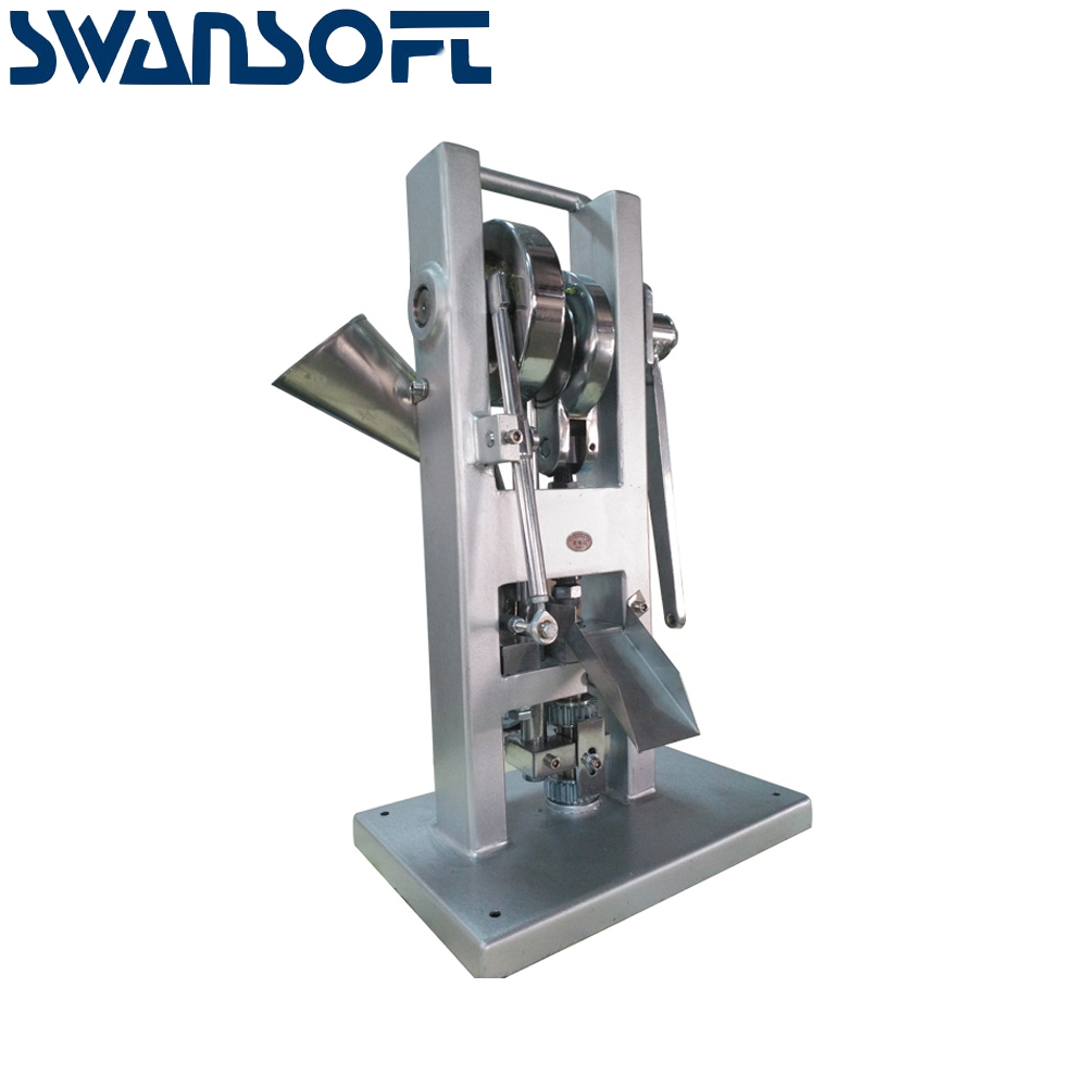 SWANSOFT Add to Compare Share Single Punch Tablet Press TDP-0/mini manul tablet press machine