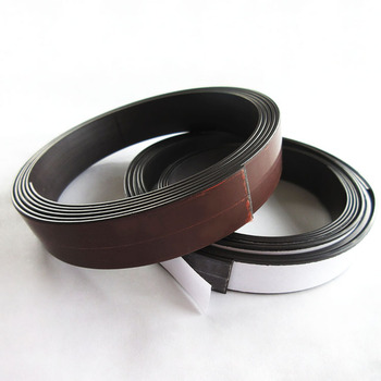 Anisotropic magnetic tape with TESA 4965