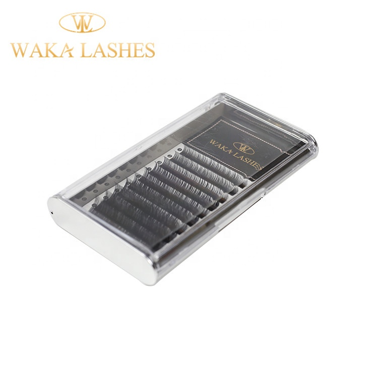 Wholesale B <strong>C</strong> CC D D+ curl <strong>0</strong>.03 <strong>0</strong>. 06 russian lash extension flat eyelash extension private label