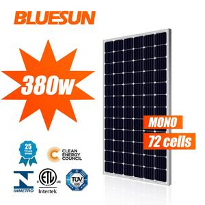 Mono Solar Panel 350 Watt 360 Watt Solar Panels 350W Sun Power Solar Cell