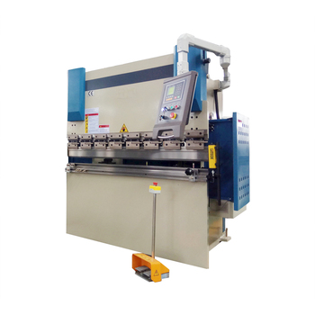Touch Screen 3D CNC Hydraulic Press Brake WC67K 40TX2200