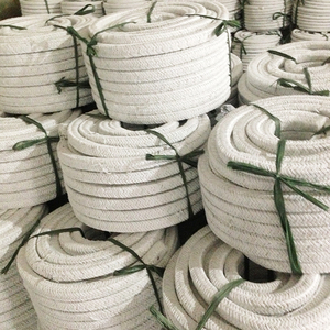 Aohong Wholesale dust free braided round rope FD102 Heat Resistant Dust Free non Asbestos Rope