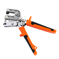Flameer Drywall Metal Steel Studs Track Crimping Studs Crimper Punch Plier Lock DryWall Punch Crimper Hand Tool
