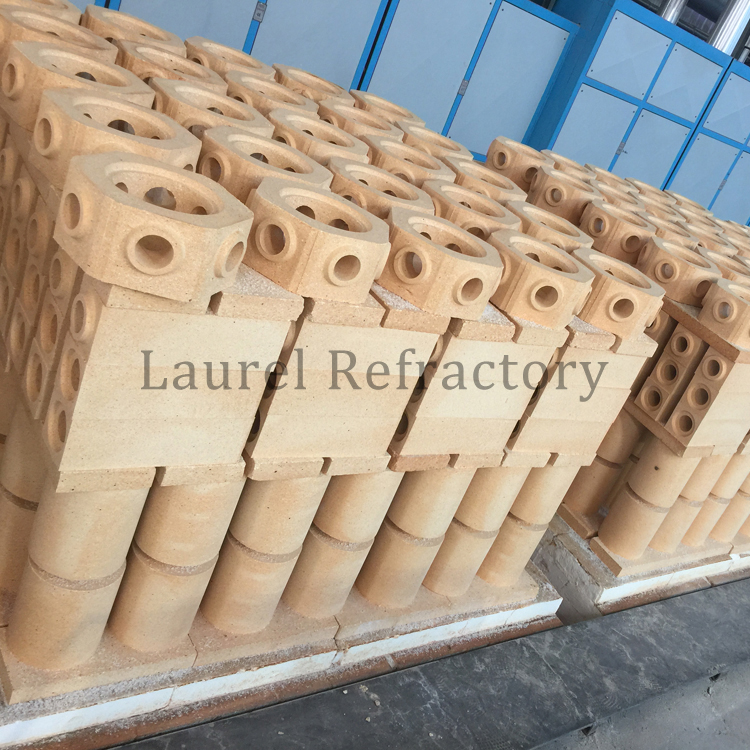 standard fire proof  fire clay brick for high temperature