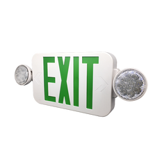 Battery Running Man Clear 24W Emergency Module Exit Sign <strong>W</strong>/Emergency Light Red
