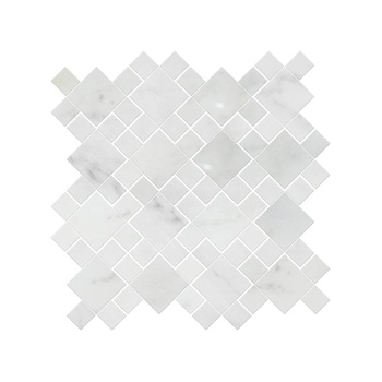 Hot Sale Various Statuary White Marble Mosaic for Kitchen