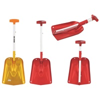516 Hot Selling Portable Retractable avalanche Snow Shovel