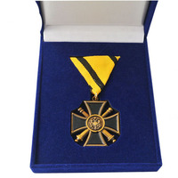 Commemorative medal German Honor Military Iron Cross medallion With Medal Box