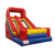 Big Colorful Inflatable Climbing And Slide Kids Outdoor Playground Dry Slides Bouncer For Sale