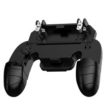 2019 new <strong>W11</strong> K11 pubg game controller gamepad joystick tigger for android IOS tiggers pubg mobile game L1R1 shooter pubg