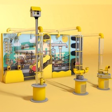 Children commercial playground indoor and <strong>kids</strong> play soft playground equipment