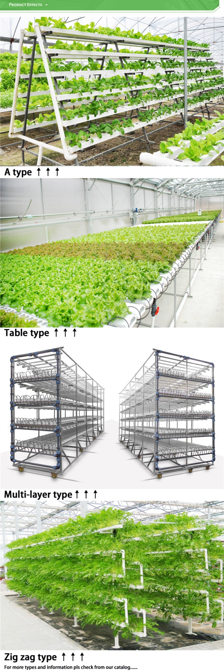 Vertical hydroponic pvc grow farming systems