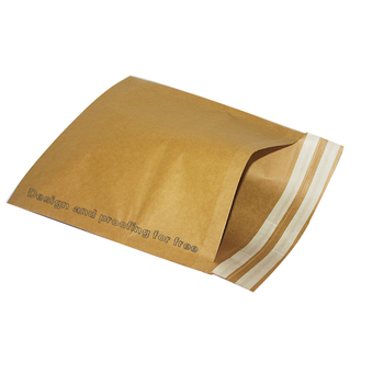 Custom market shopping bag for clothing package recycle kraft paper Mailing bags