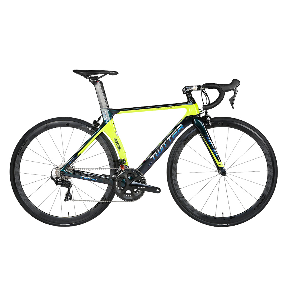 2019 best quality Holographic Colors Carbon Fiber Frame road bike 105 R7000 for <strong>specialized</strong> Rider