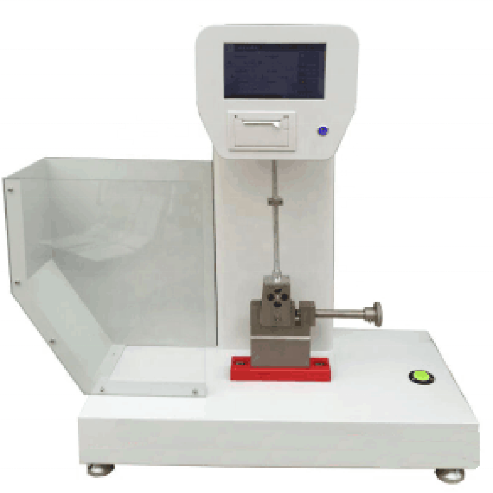 Full Color Touch <strong>Screen</strong> 2.75J 5.5J Izod Impact Tester Izod Impact Testing Equipment For Hard plastic, Reinforced Nylon